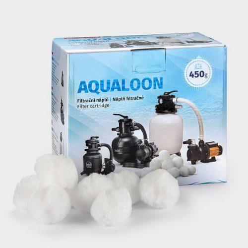 Aqualoon 450g szűrötöltet szűrőlabda